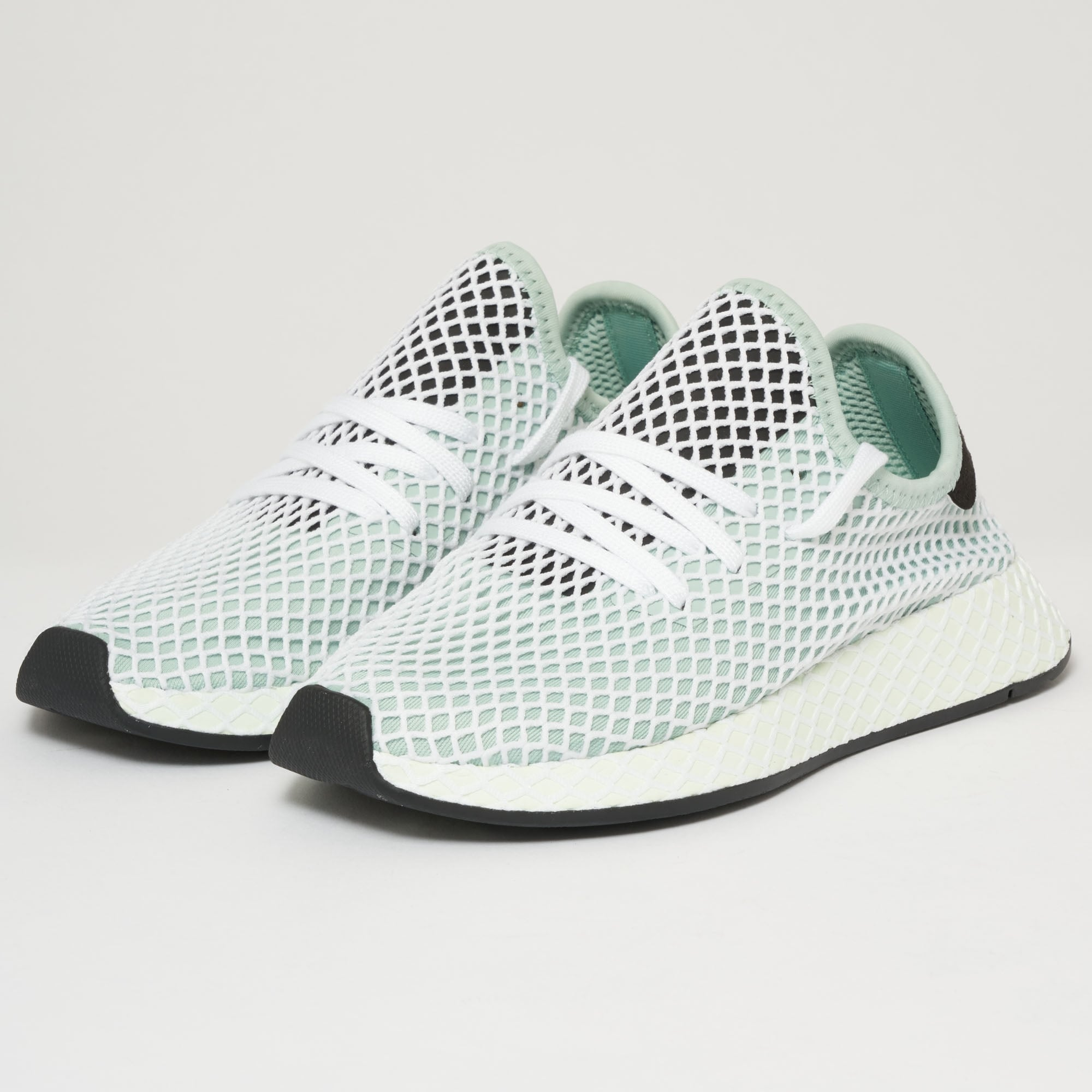 the latest 1327b 97f9c Deerupt Runner W - Ash Green