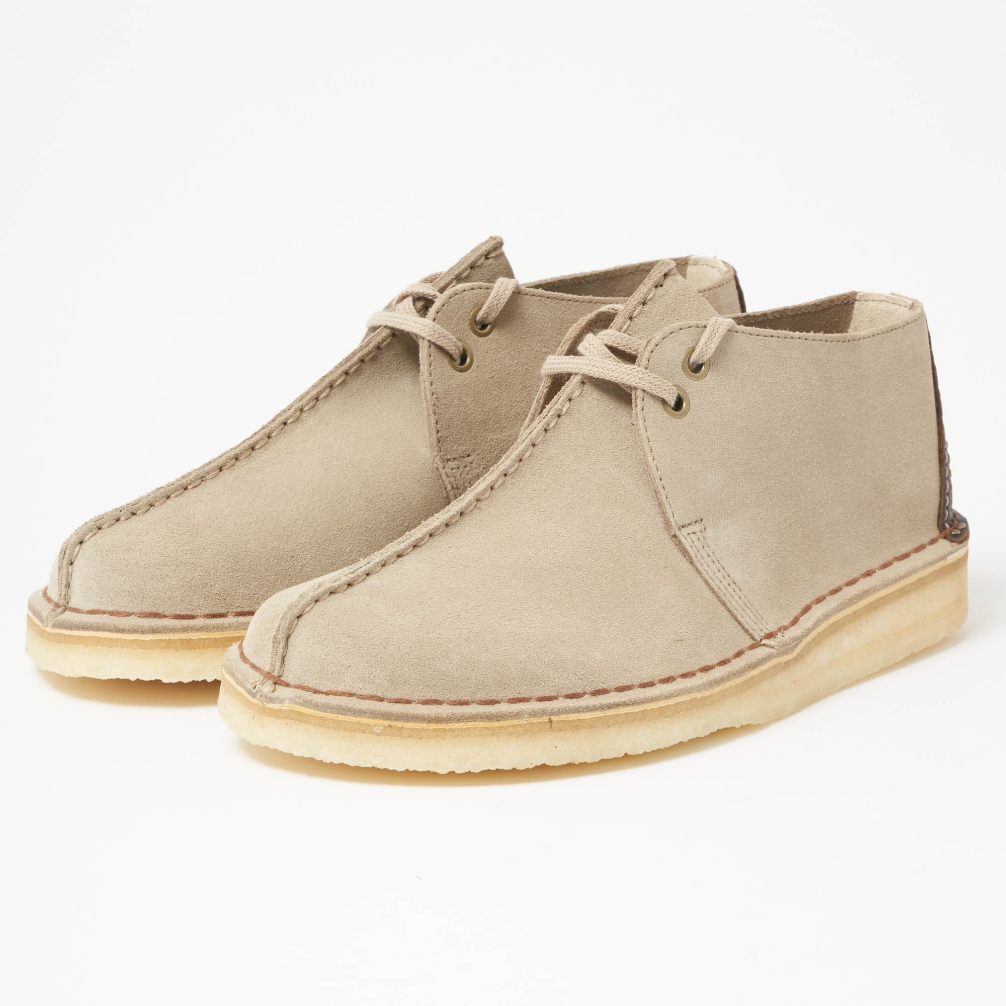 Clarks Originals Desert Trek Shoe Sand