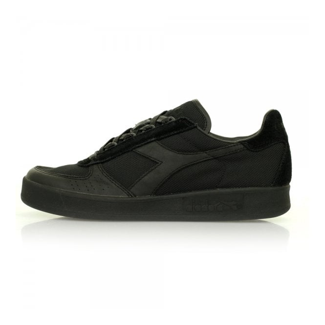 831211e7 Diadora Diadora Borg Elite MM SW Black Shoes 80013