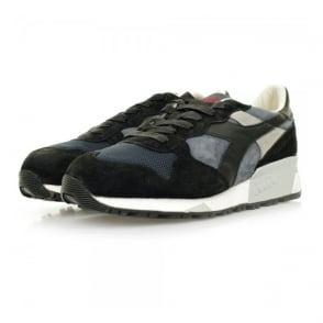 Diadora Trident 90 S NYL Denim Blue Shoes 60065