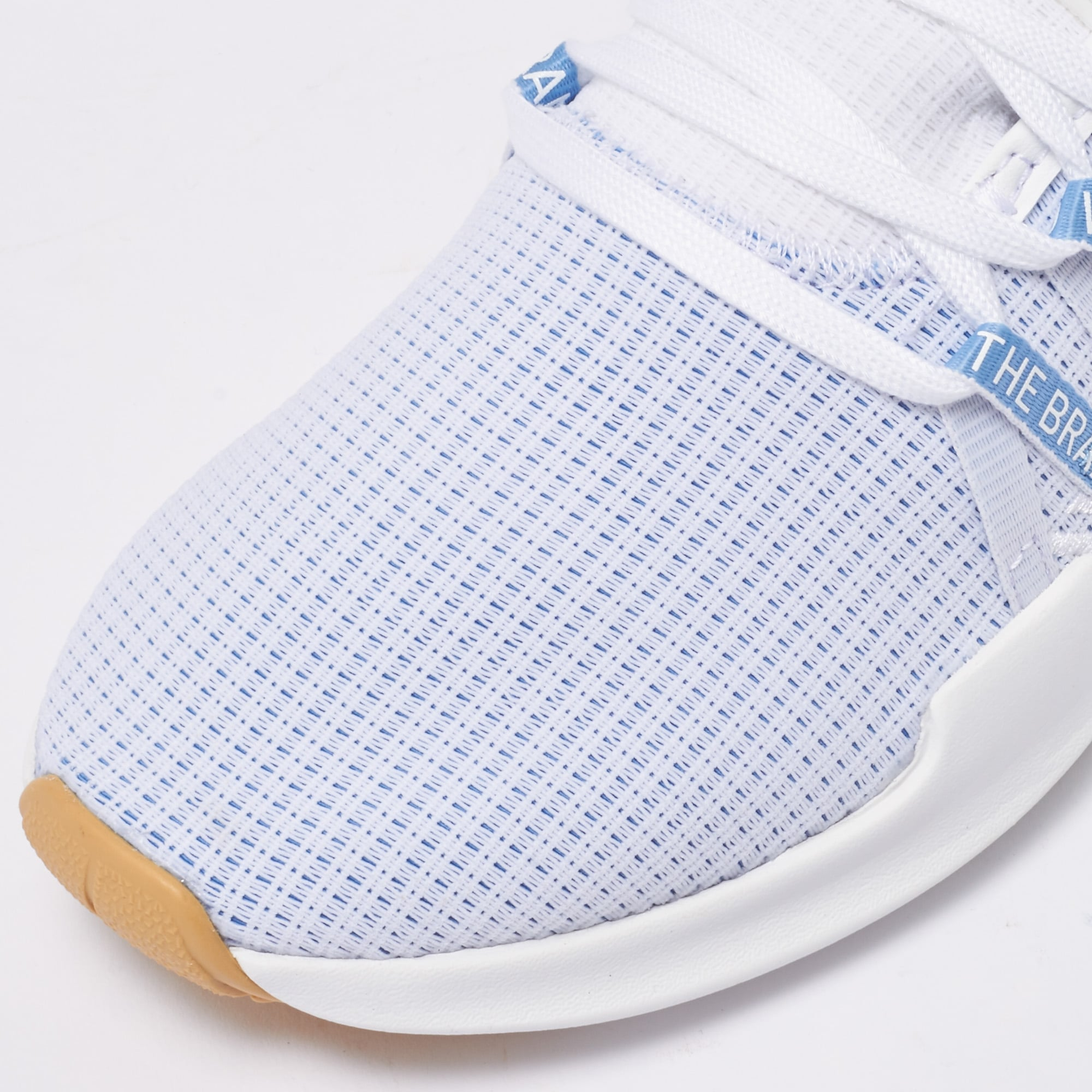 c8e3414b3df adidas Originals Womens EQT ADV Racing - White & Ash Blue