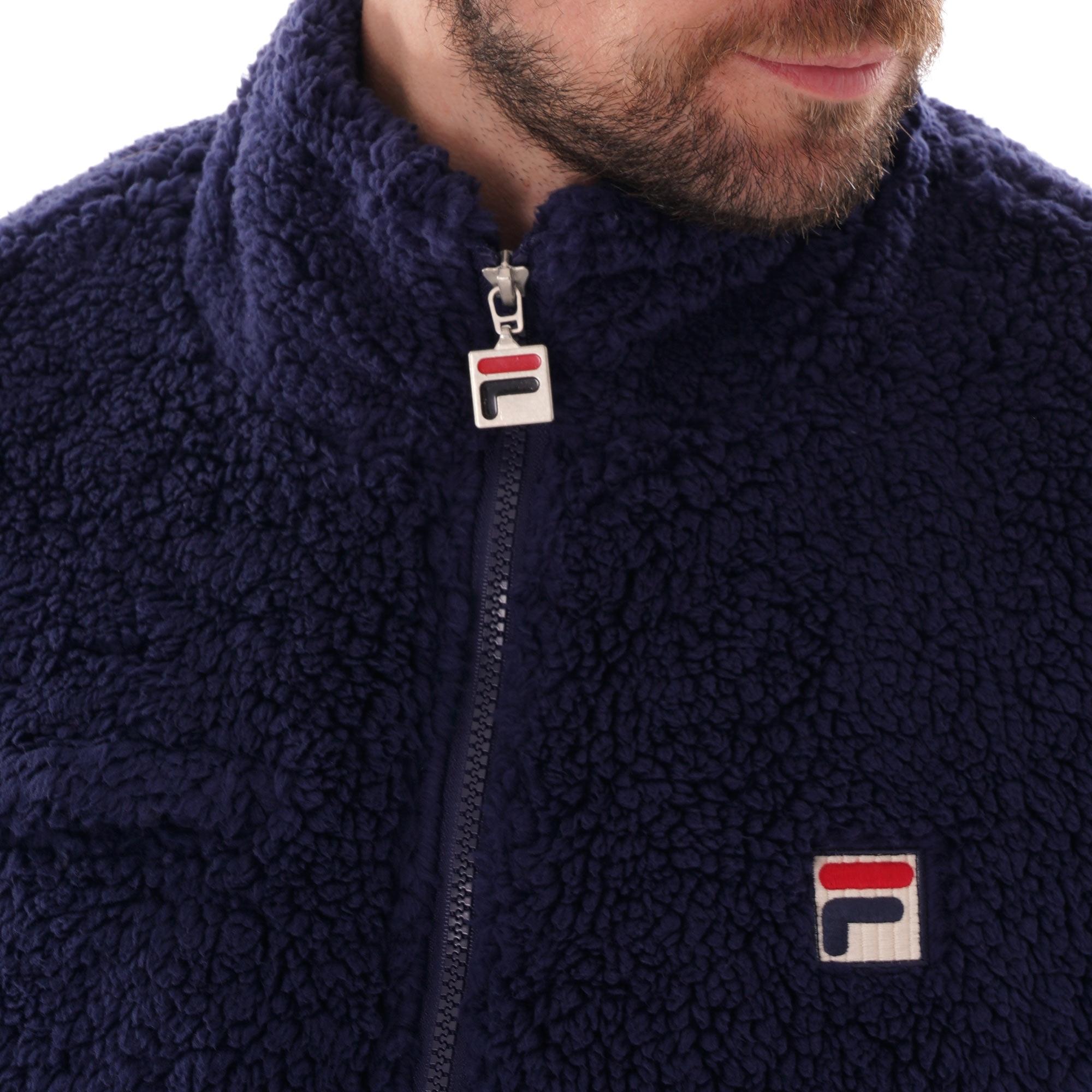 Bridgewater Zip Through Sherpa Jacket