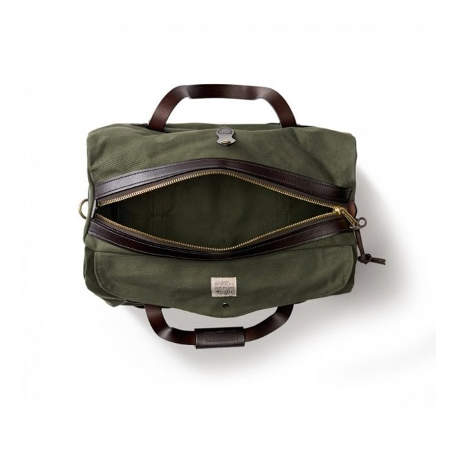 f4af402903a1 Small Duffle Bag - Otter Green