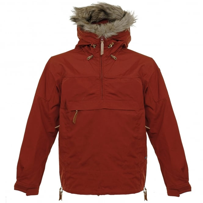 Fjallraven Singi Anorak Deep Red Jacket F82248 325