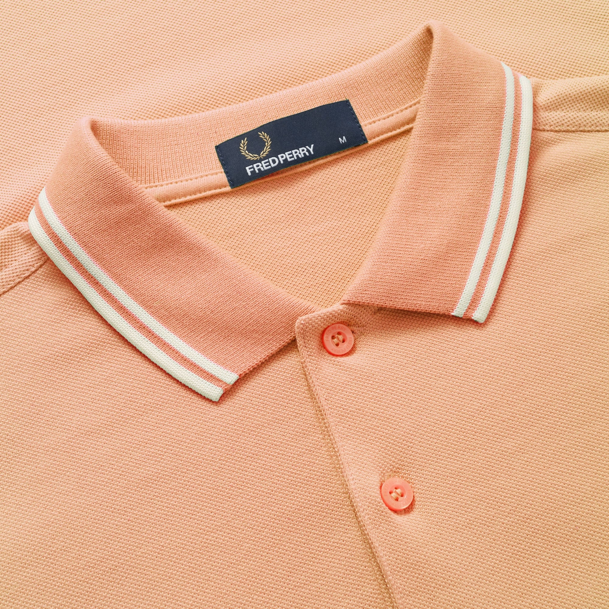 69902d1d Fred Perry Nectar Twin Tipped Polo Shirt M3600   Stuarts London