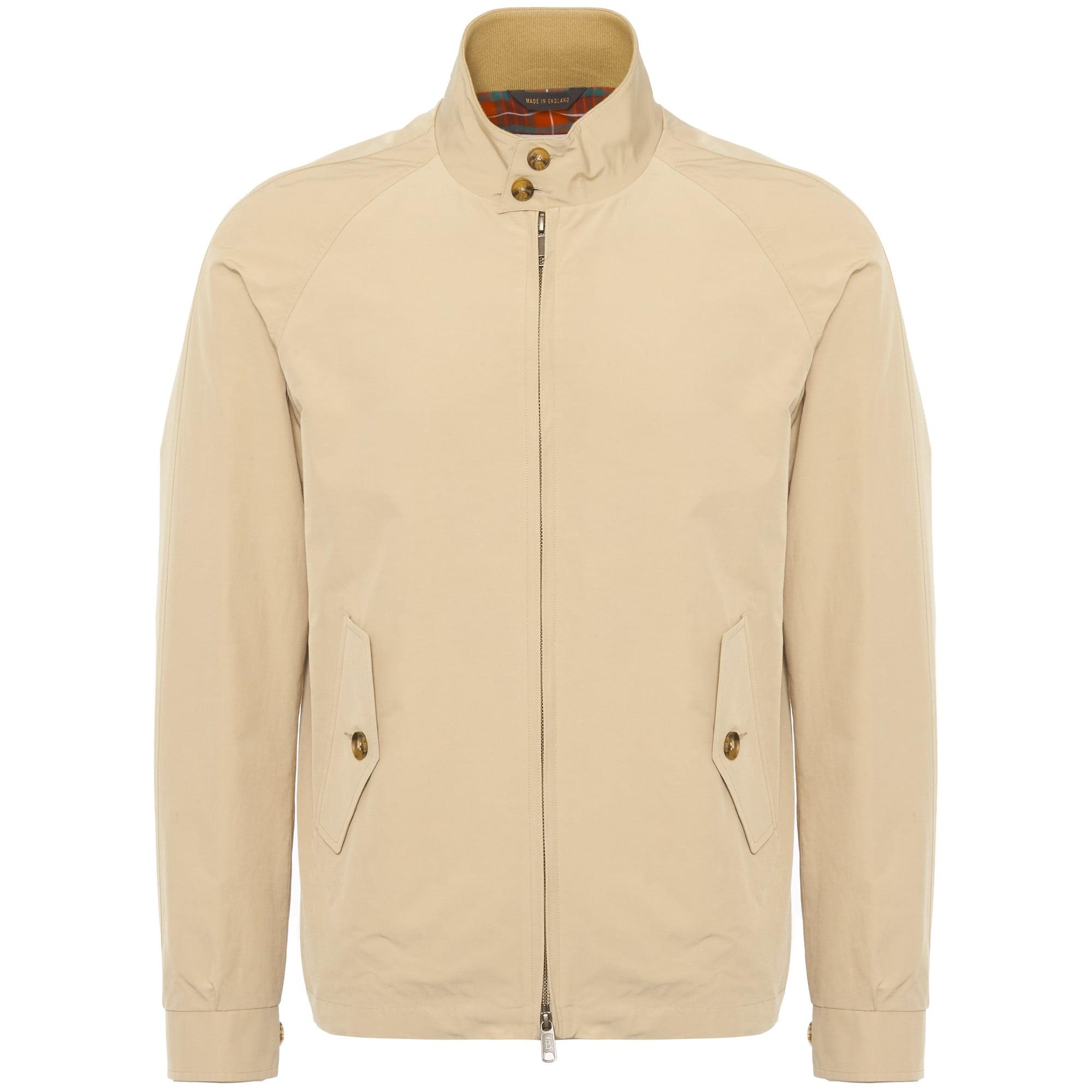 6d603e521 Baracuta G4 Original Harrington Jacket - Natural