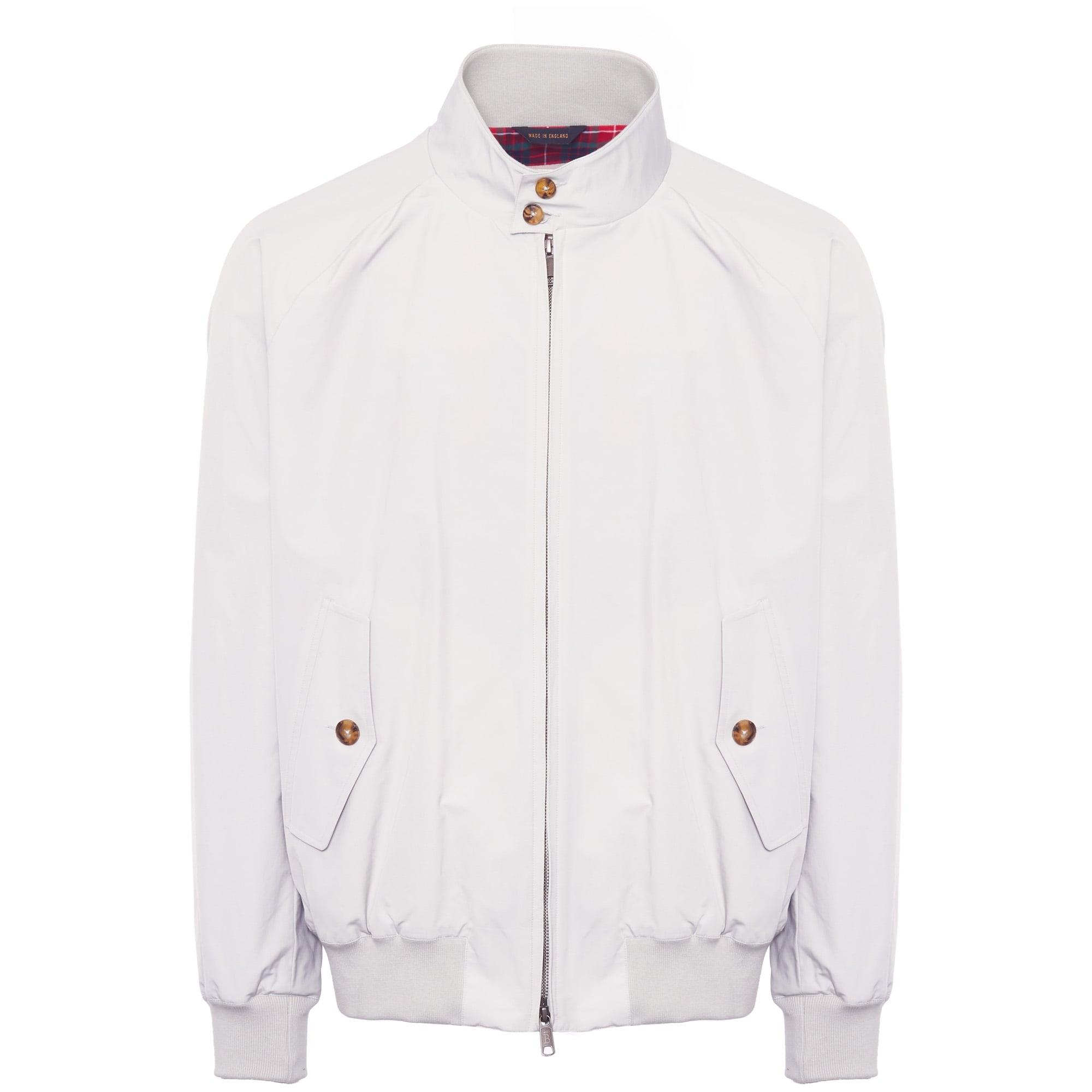 6a9fa77ac0ee5 Baracuta G9 Modern Classic Harrington Jacket - Mist