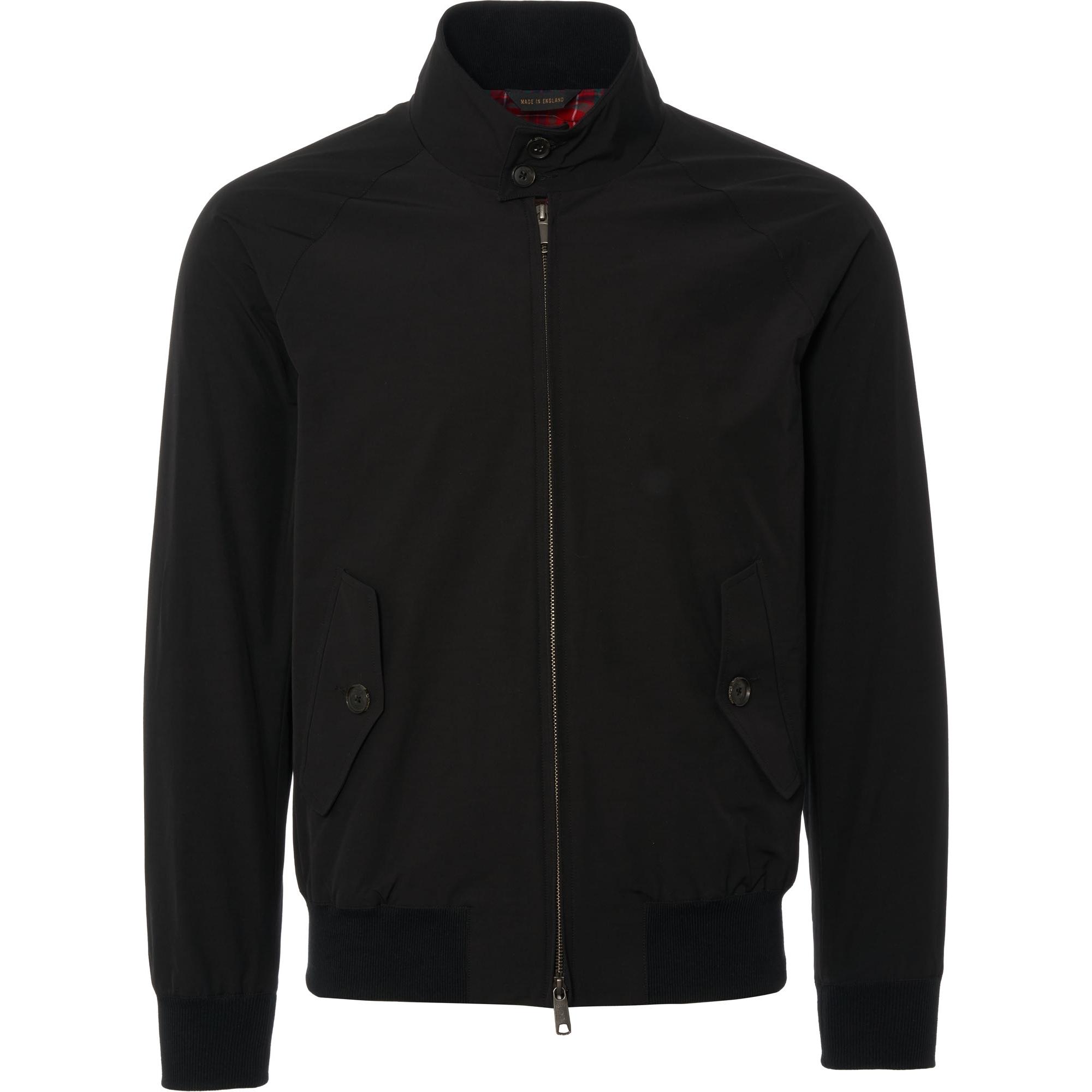 Baracuta G9 Black Harrington Jacket BRCPS0001 c49291f93c