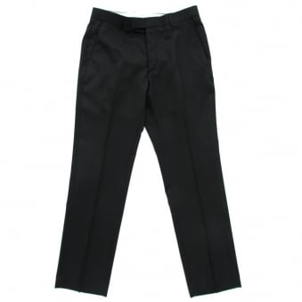 Gibson Black Dress Trousers GSS01MT