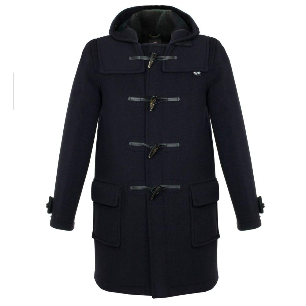 Gloverall UK | Morris Navy Duffle Coat