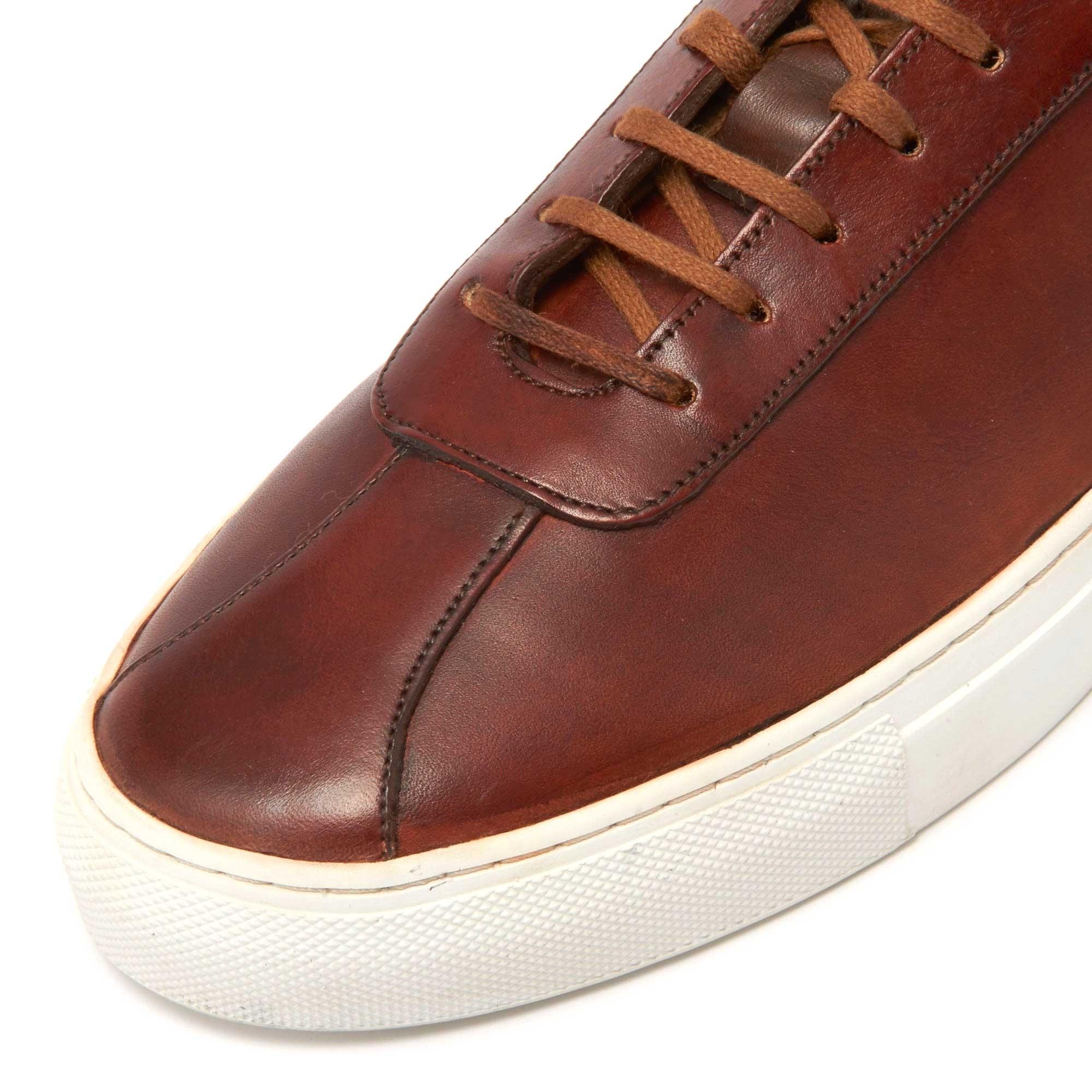 Grenson Sneaker 1 Luxury Trainers   Tan