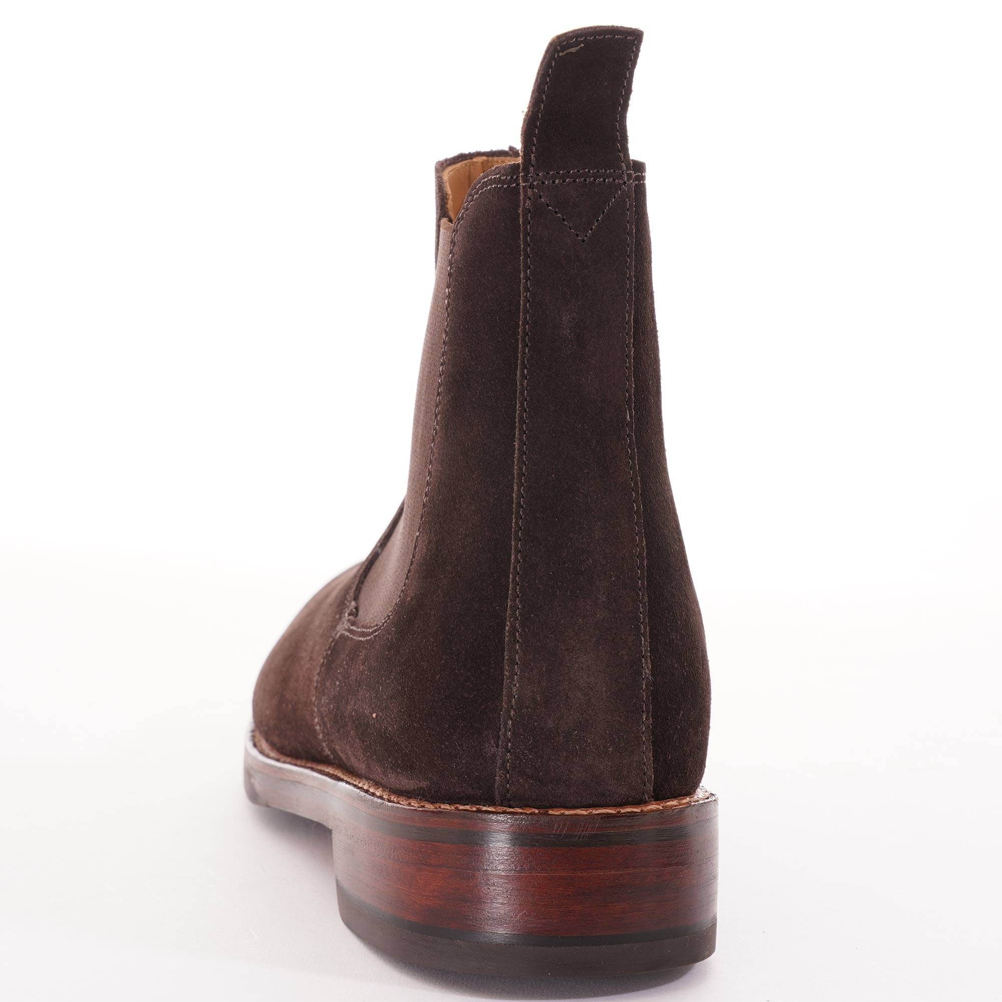 Grenson Warren Suede Chelsea Boots