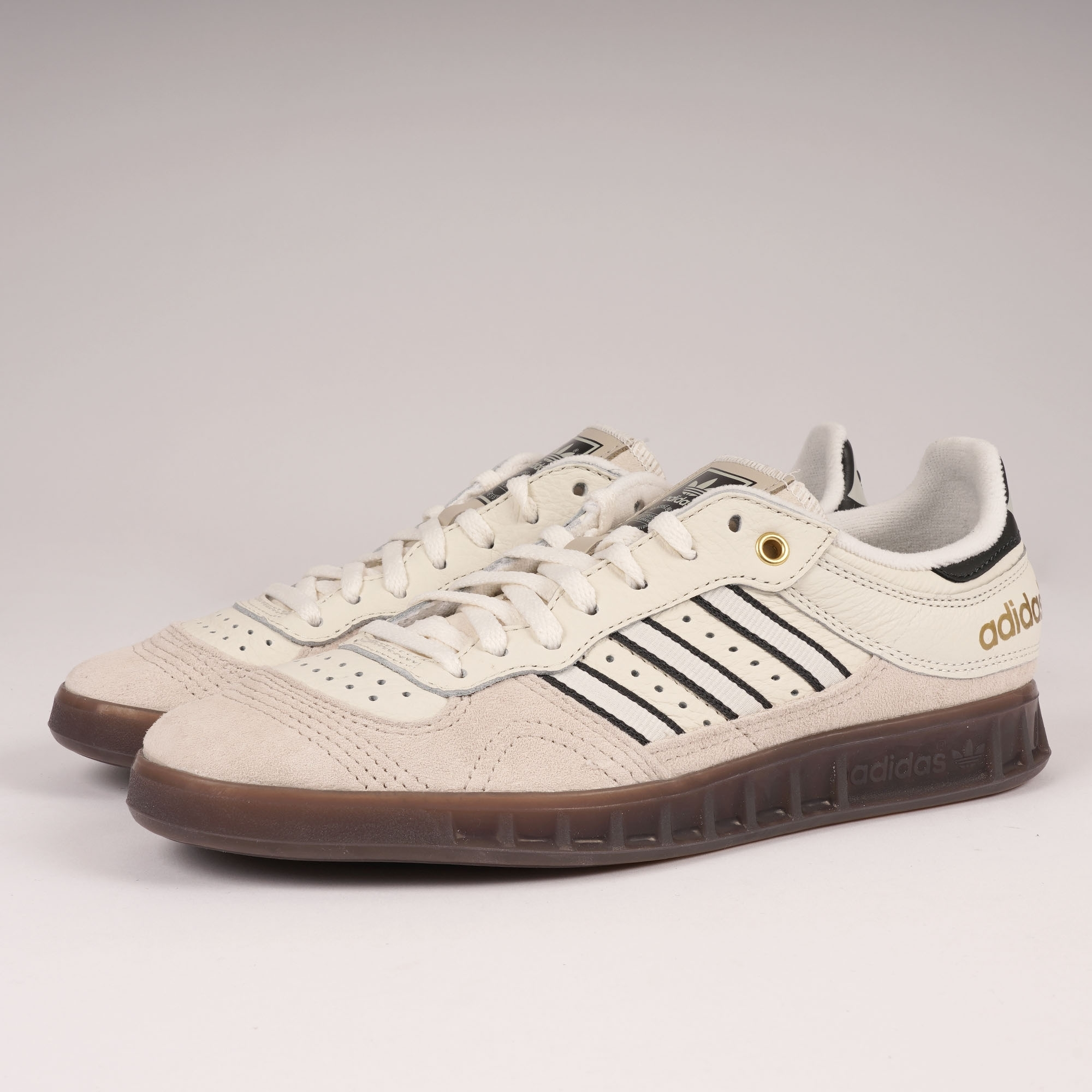 Handball Top Off White, Carbon & Clear Brown