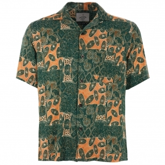 the best attitude 79489 c8480 Harlam Vacation Shirt - Green