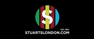 5cbb2b0e Stetson Black & White Hatteras Virgin Wool Flat Cap | Stuarts London