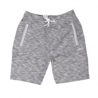 Hugo Boss Black Short Pant Grey Marl Shorts 503148