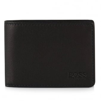 Hugo Boss Blist Black Bi-Fold Wallet 50297530