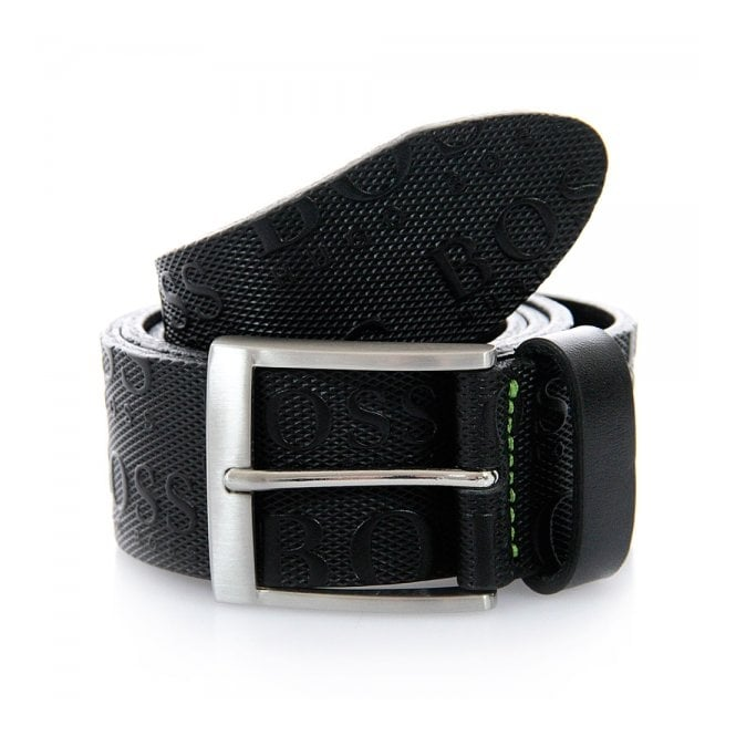 BOSS Green Hugo Torialo Black Belt 50213547