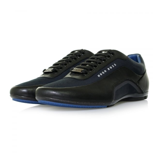 authentic timeless design strong packing BOSS Hugo Boss Hbracing_Lowp_Itny Dark Blue Shoe 50321681