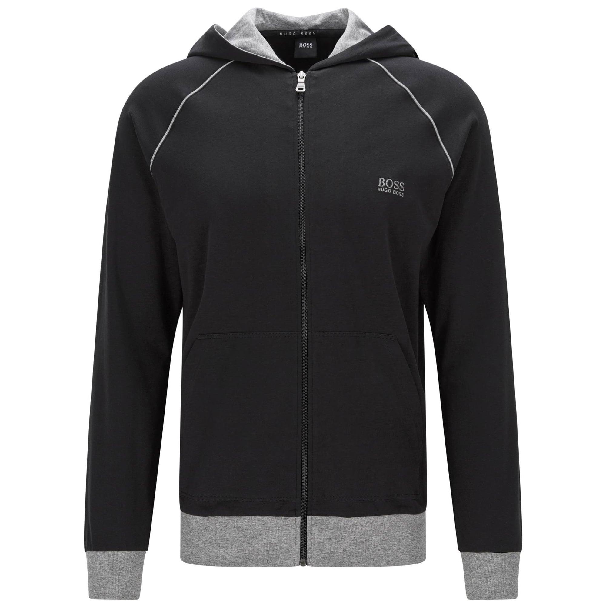 33edc0d3f Hugo Boss Jacket Hooded Black Track Top 50330947