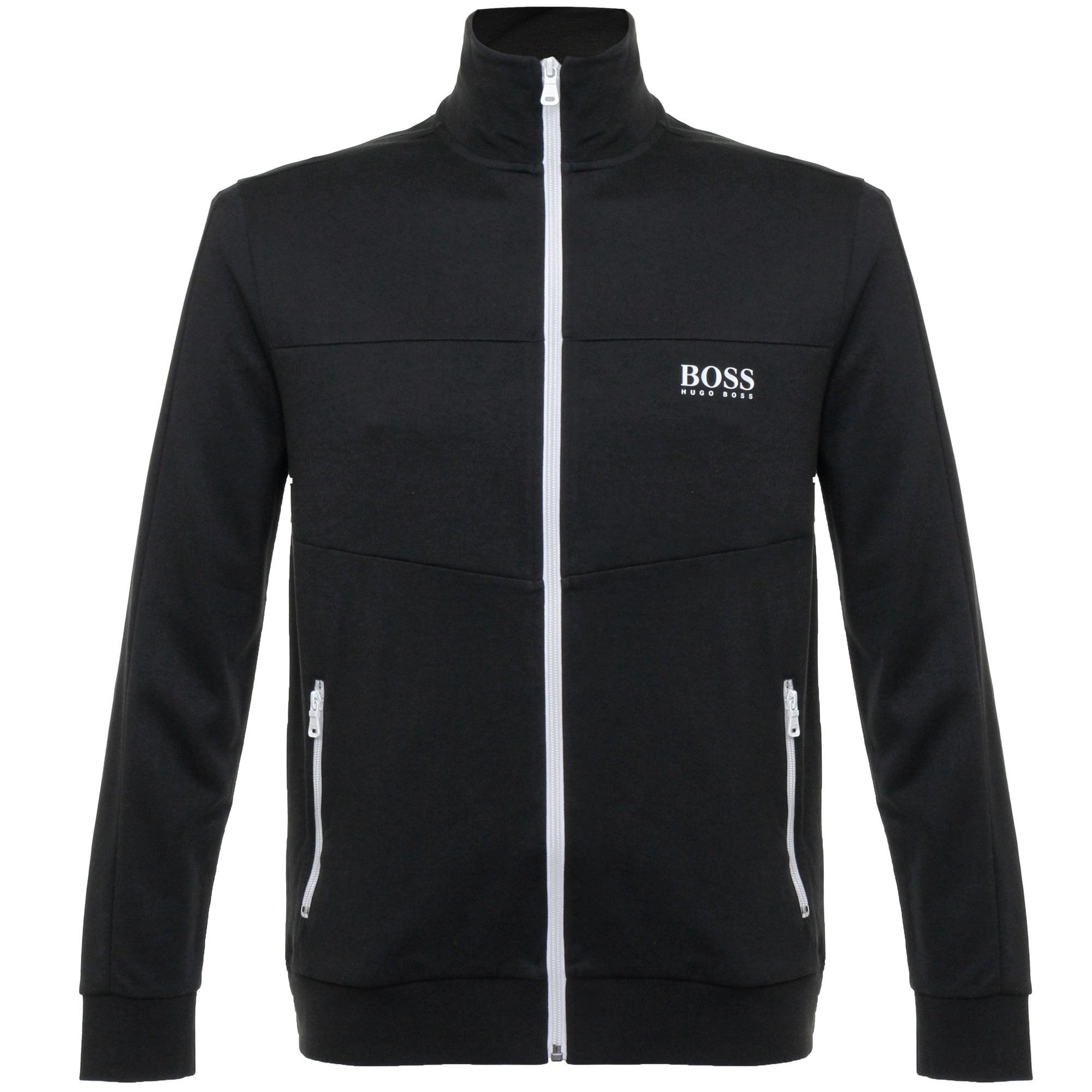 7e9ca9fabb0 Hugo Boss Jacket Zip Black Track Top 50330999