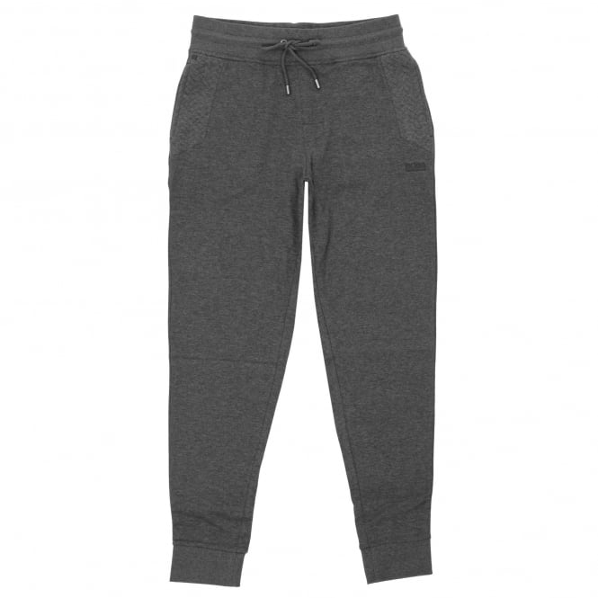 BOSS Hugo Boss Hugo Boss Long Pant Cuffs Grey Sweatpants 50326814