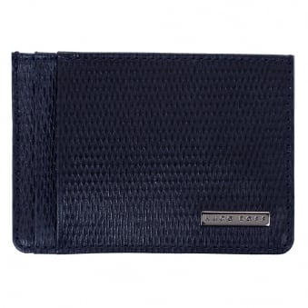 Hugo Boss Luber Dark Blue Card Holder 50248861