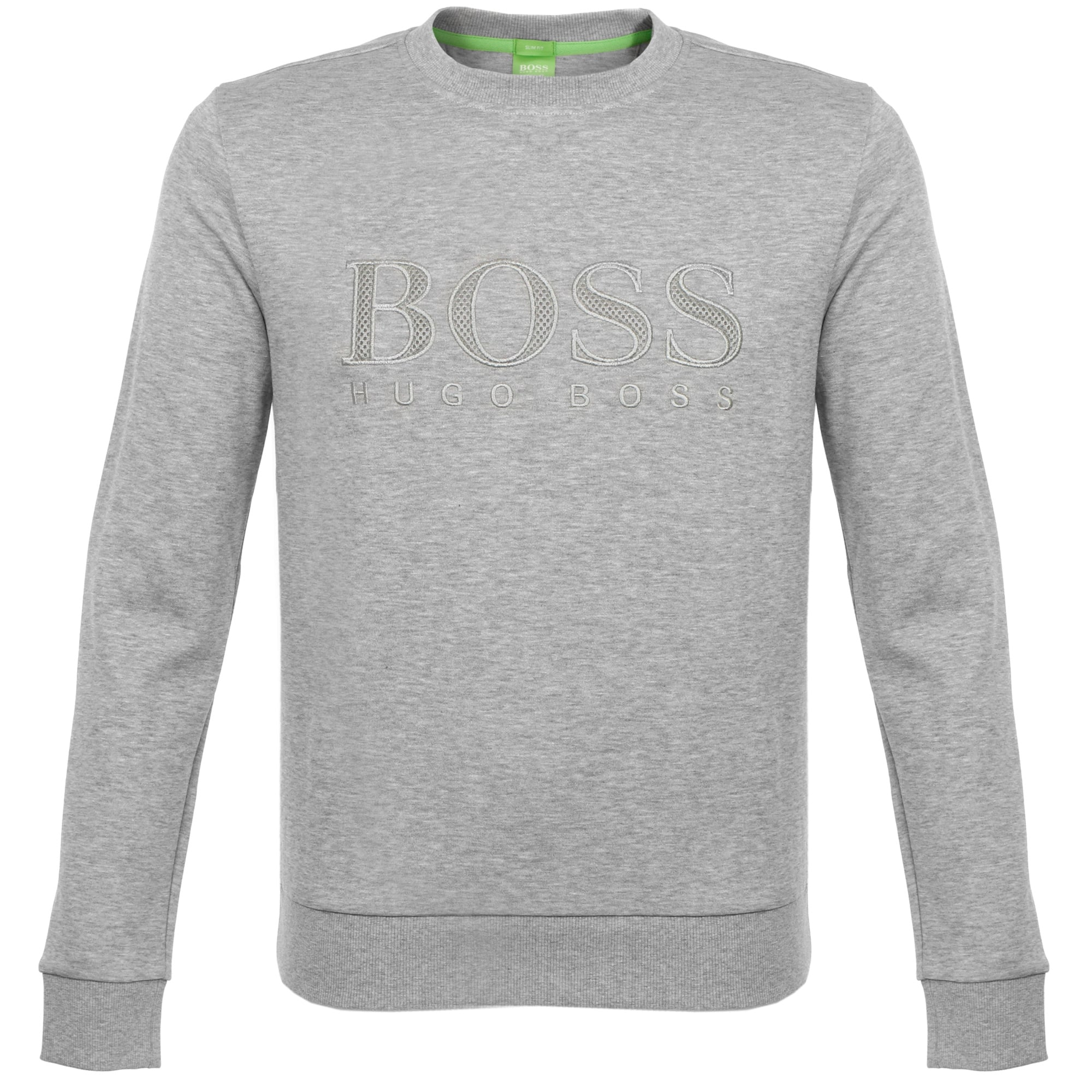 d58127a89f Hugo Boss Salbo Light Grey Sweatshirt 50324769
