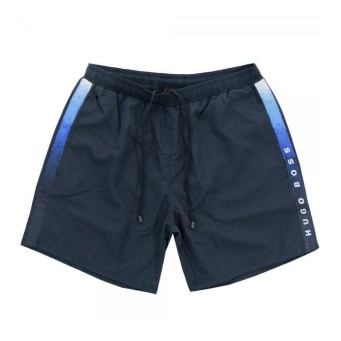 8ec2f7366ffcb Hugo Boss Seabream Navy Swim Shorts 50286791