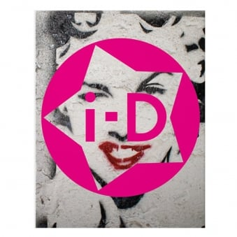 i-D covers 1980-2010 Book