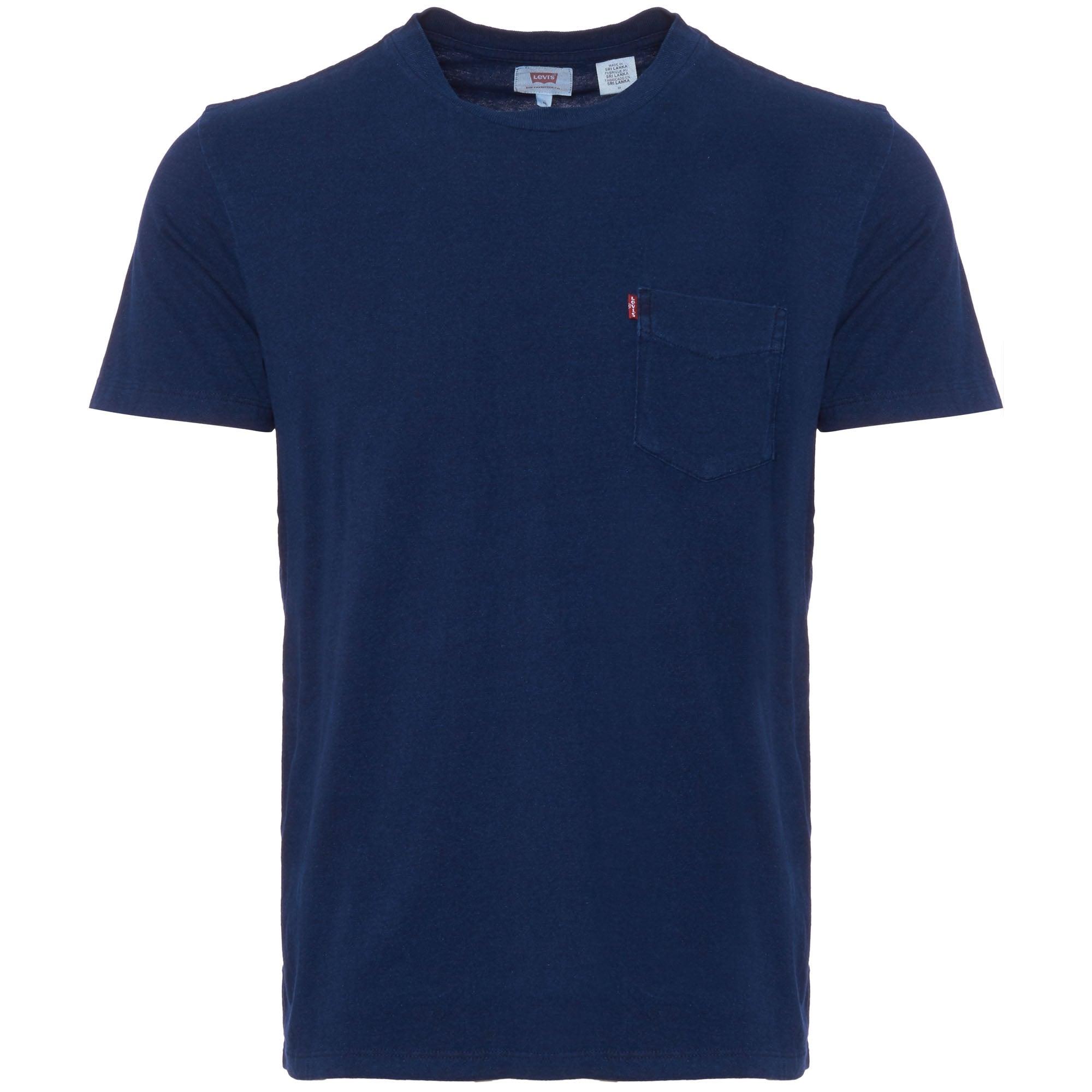 Indigo Sunset Pocket T-Shirt