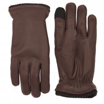 Hestra John Gloves - Brown