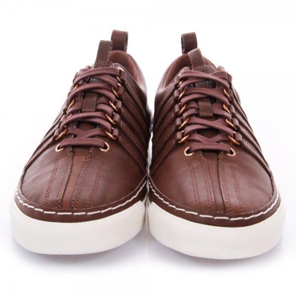 Arlington VT Cinnamon Leather Shoes