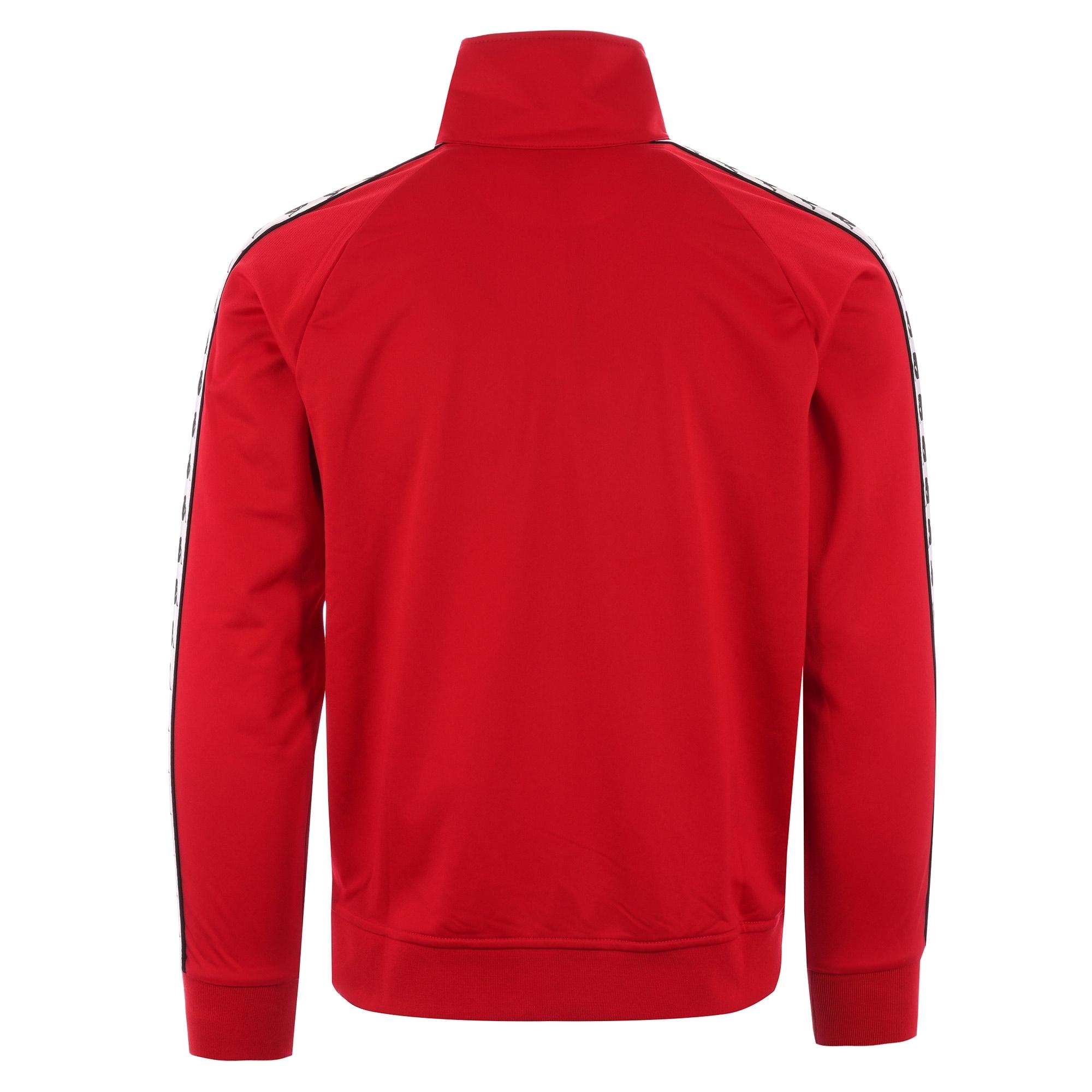 1bef18431e Banda Anniston Track Top - Red, White & Black