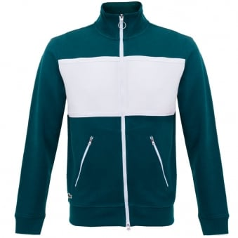 Lacoste Live Papyrus Green Tracktop 5137004