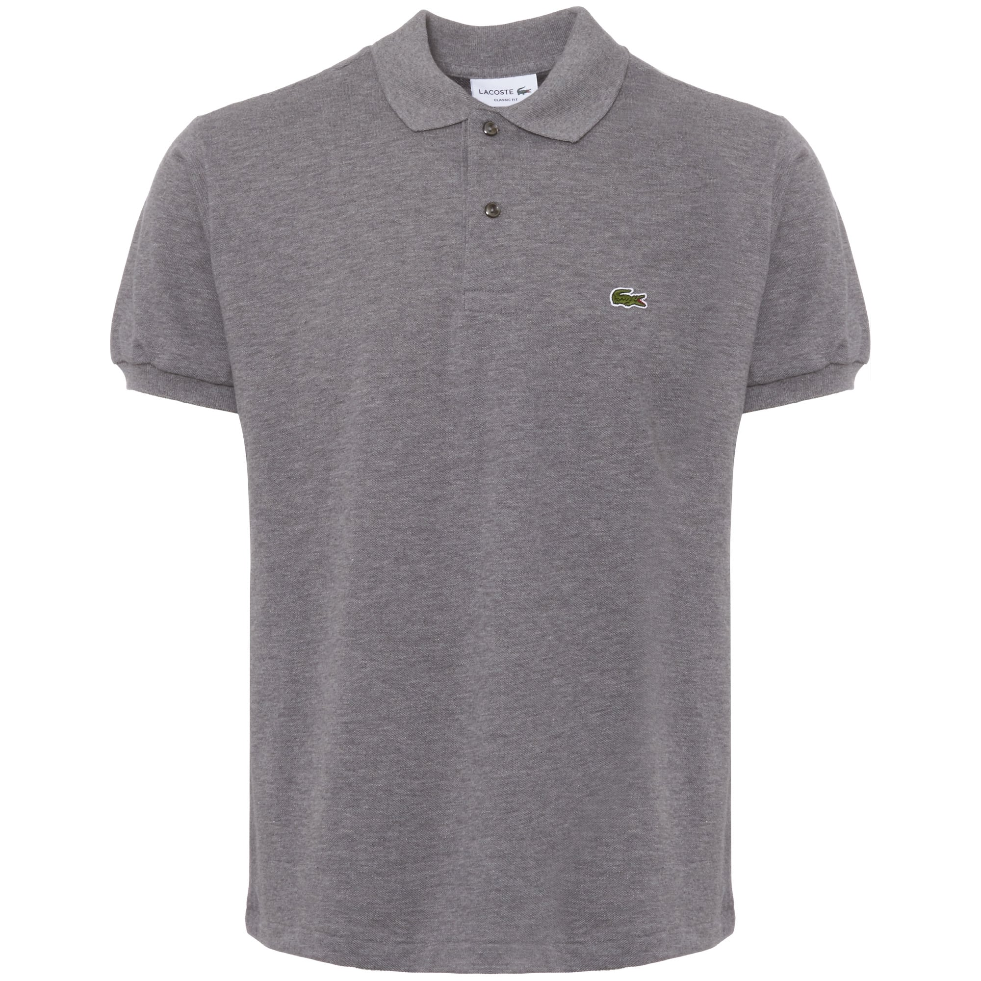 08fc3c83de01 Lacoste Pique SS Polo Shirt L1264 00 SVY