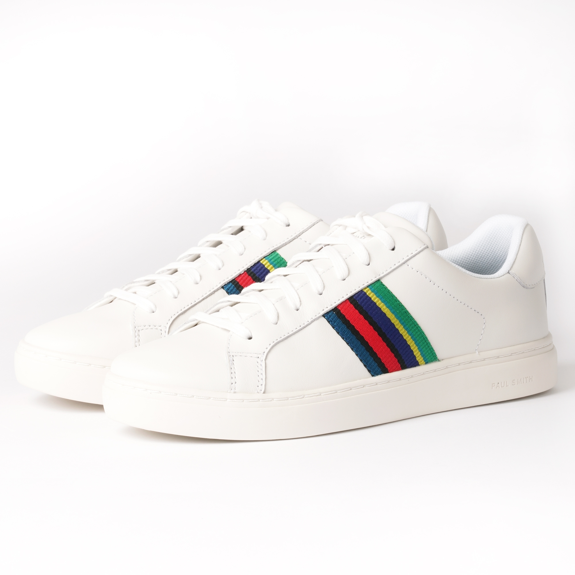 77041fd3356 PS by Paul Smith Lapin Mono Lux Sneakers | White | M2S-LAP01-AMLUX