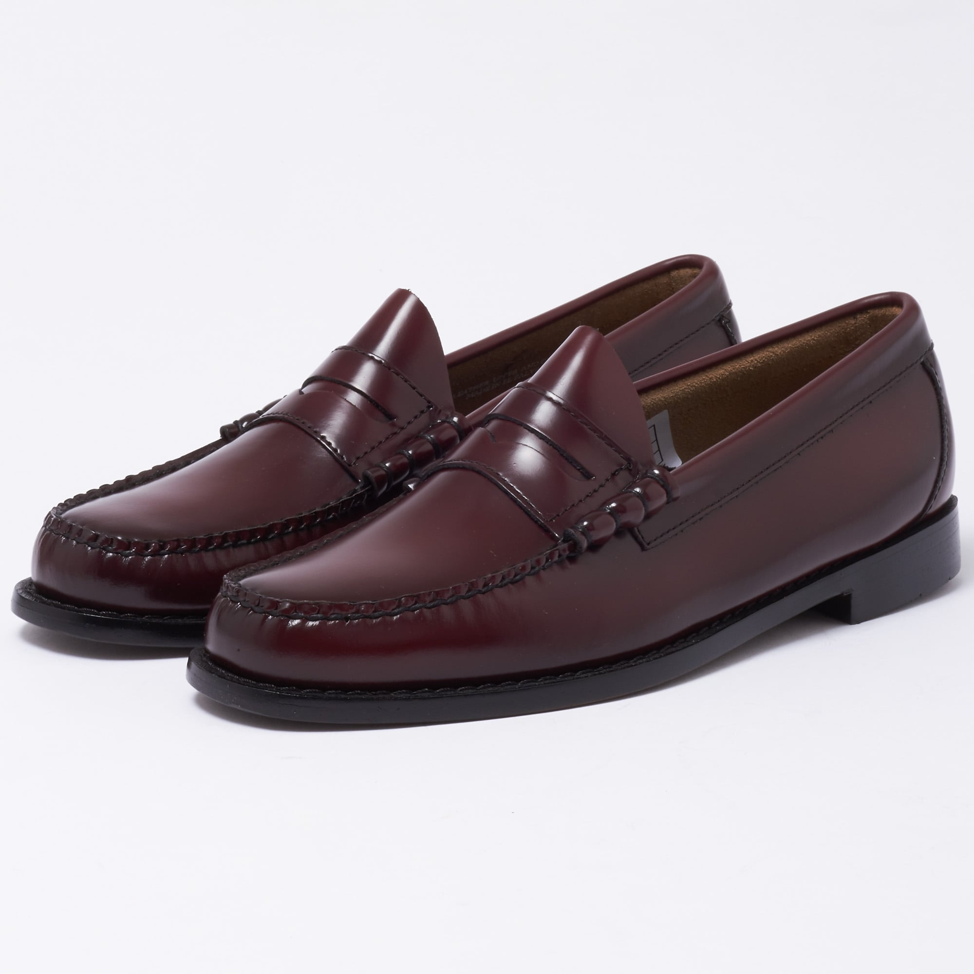 f2f507014d1 Bass Weejuns Larson Moc Penny Loafer