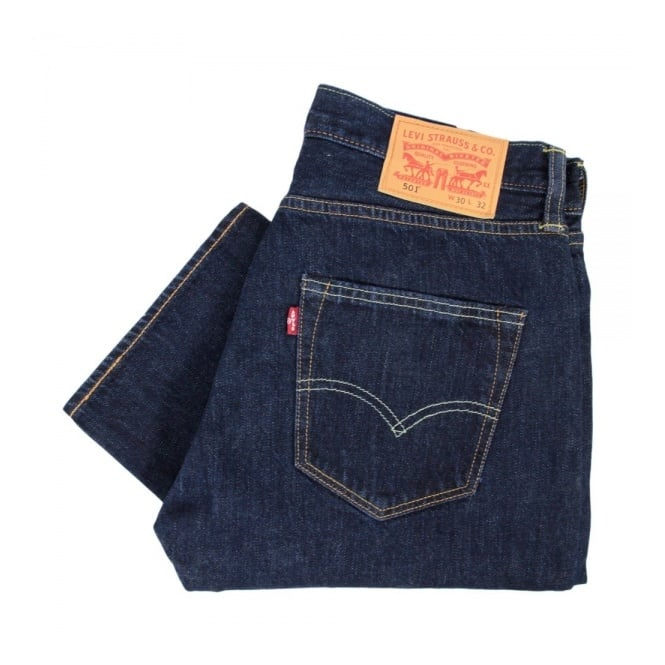 Levi's ® Levis 501 Original Blue Denim Jeans 00501-0101
