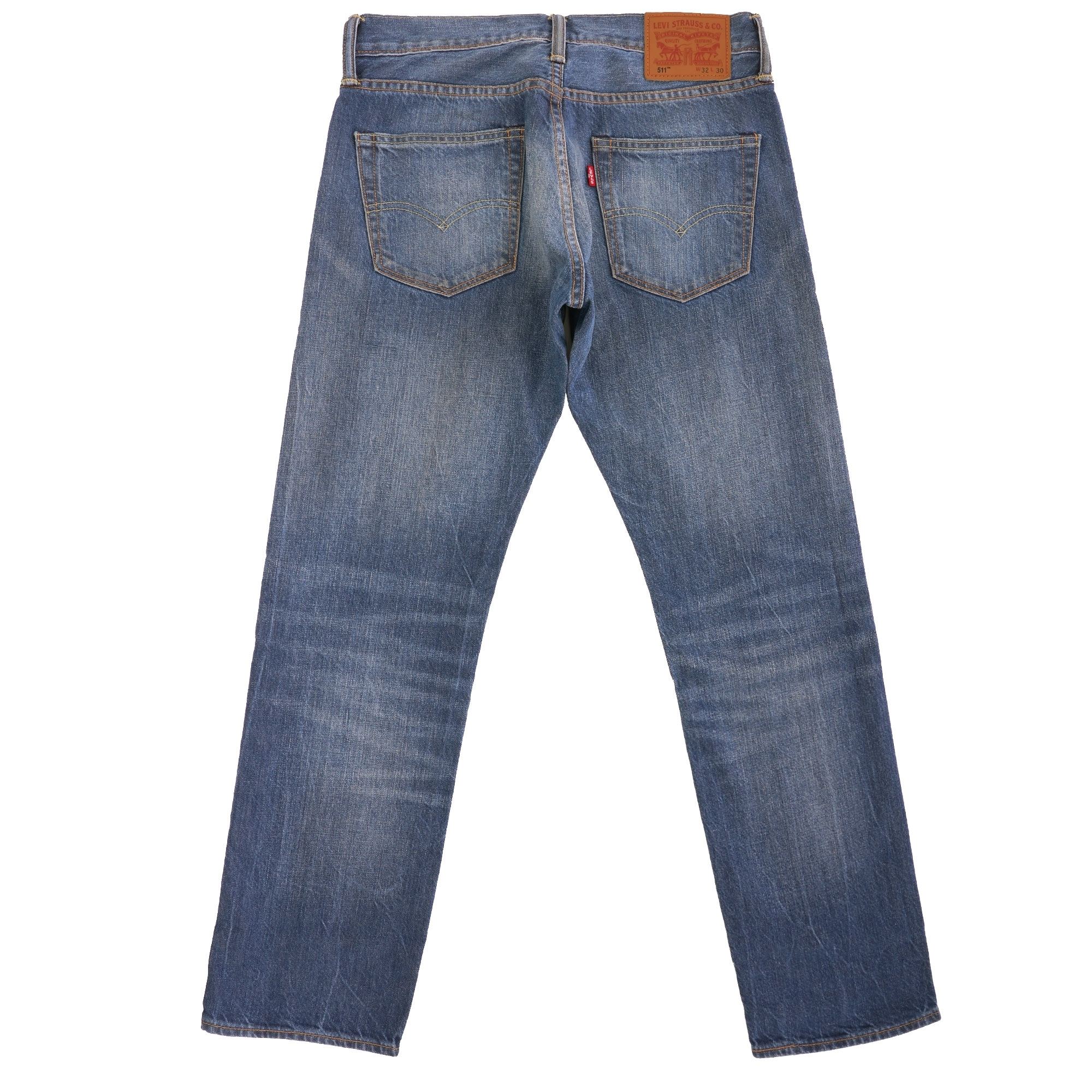 83c2dadd3b4 Levi's 511 Slim Fit Selvedge Jeans | Fender | 04511-2179