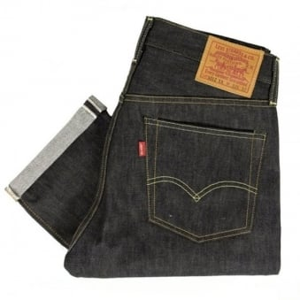 Levis Vintage 1954 Jeans Rigid Shrink to Fit 501 ZXX Unwashed 5015400680