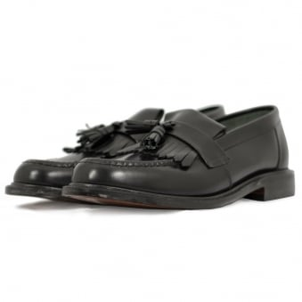 d0b576b66be Loake Brighton Black Shoe 2210