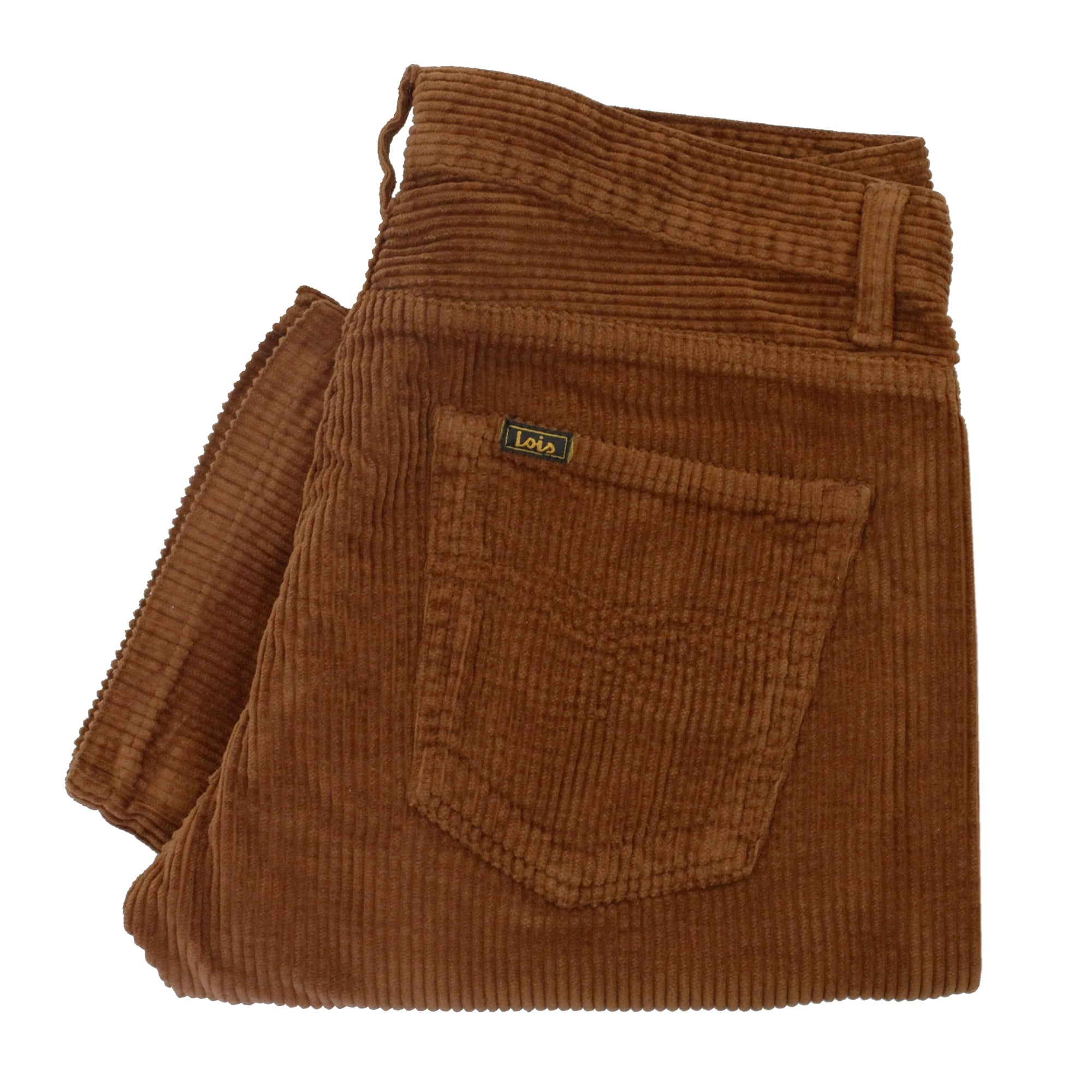 choose authentic half price best loved Lois Jeans Lois Jeans New Dallas Jumbo Brown Corduroy Trousers 199