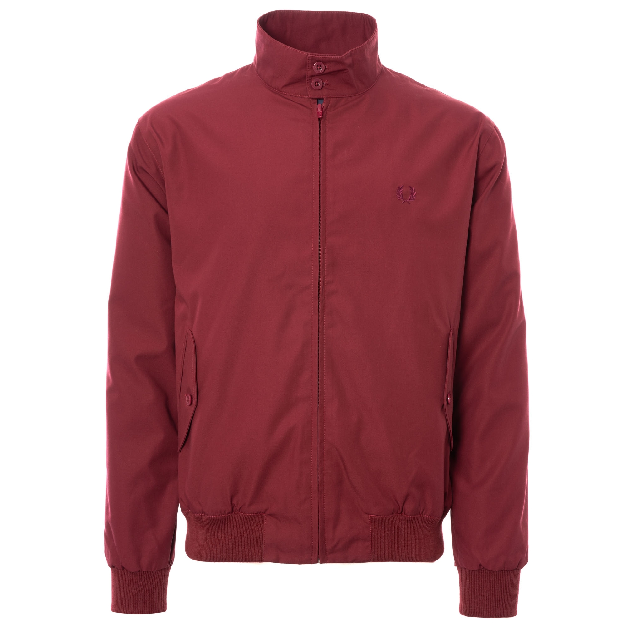 48eb7a98af1 Fred Perry Made In England Harrington Jacket
