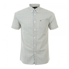 Merc London Mission Off White Shirt 1515102