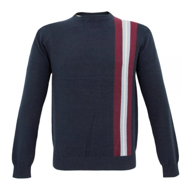 Merc London Zappi Navy Jumper 161320602