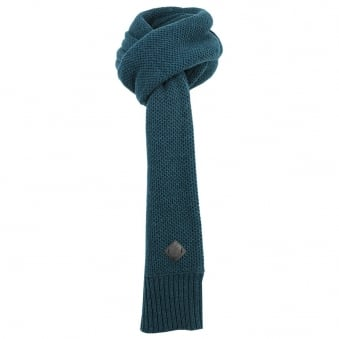 Minimum Bern Ocean Green Scarf M9006JC5
