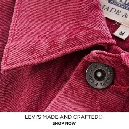 Levi's Made and Crafted