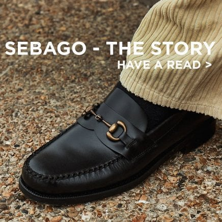 SEBAGO SHOES The Story