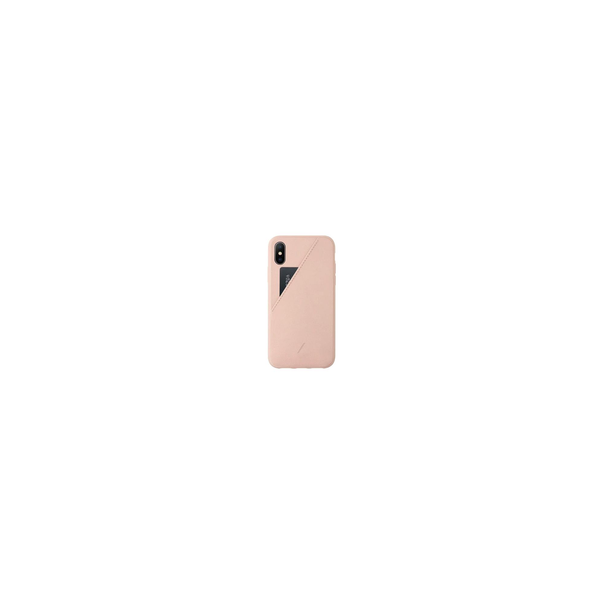 Clic iPhone X/XS - Rose